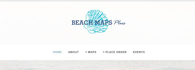 Beach Maps Plus